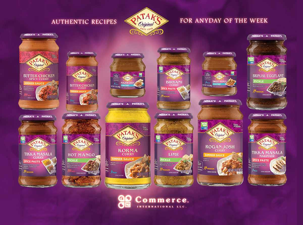 Patak's® Foods Products Orlando