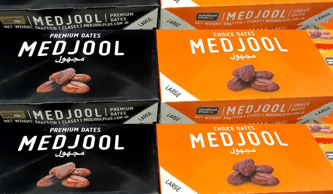 Premium Large Medjool Dates in Orlando, FL
