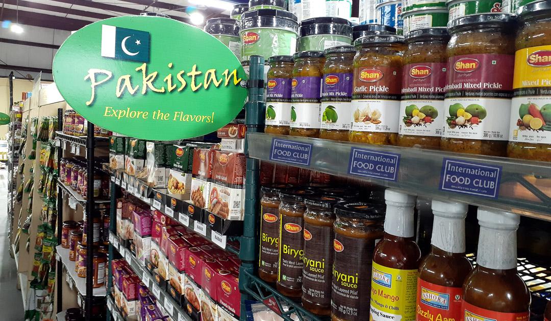 Pakistani Supermarket Near Orlando, FL.