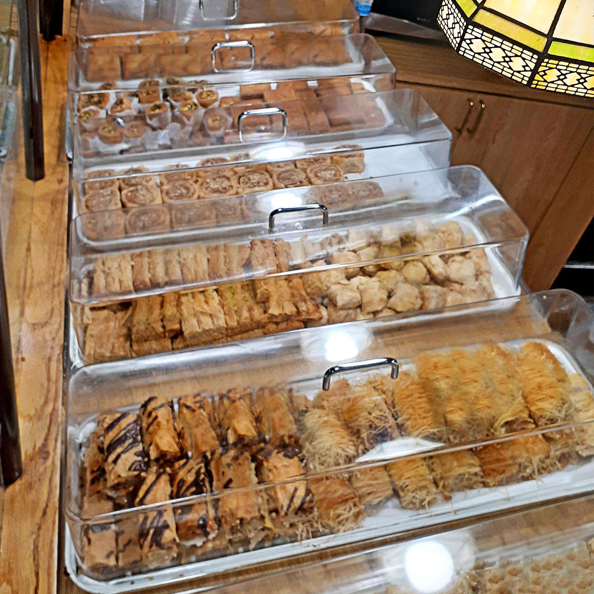 Mediterranean sweets in Orlando, Florida