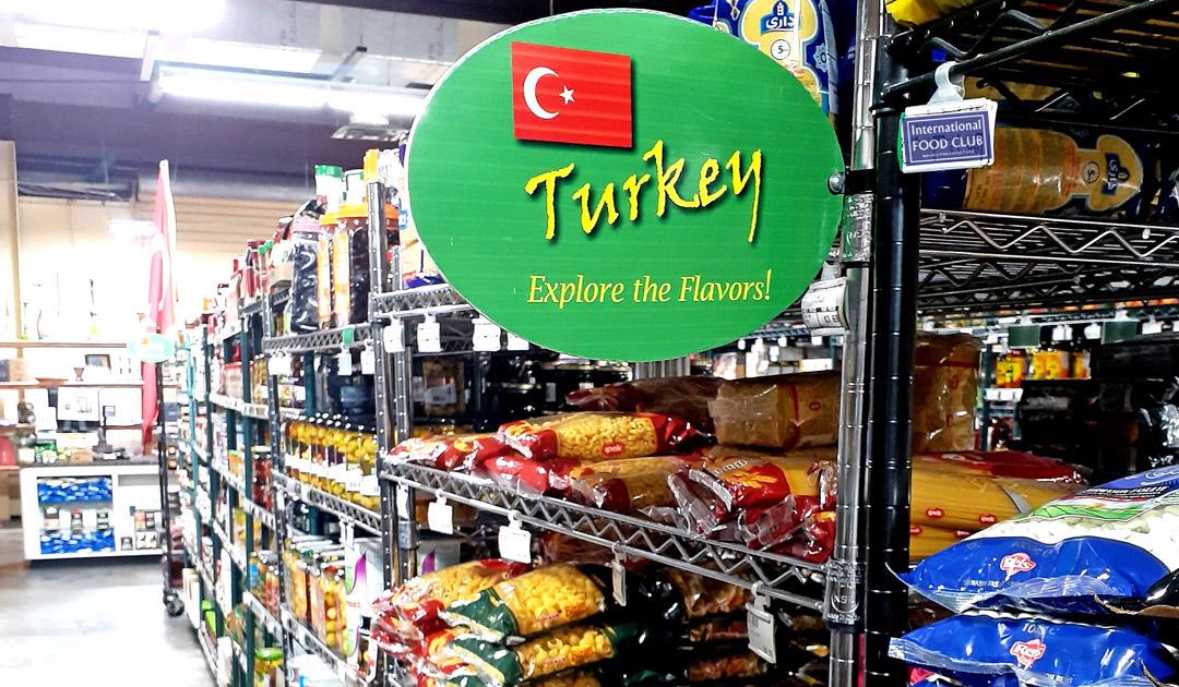 Turkish supermaket Orlando.